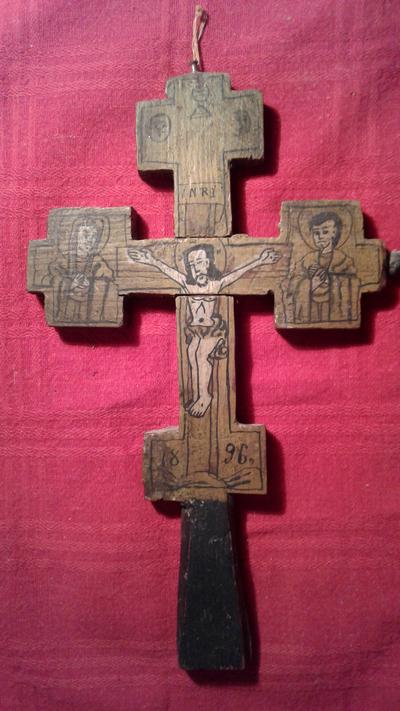Crucea norocoasa a bunicului meu
