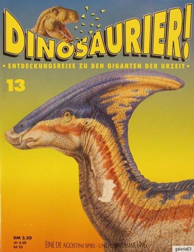Dinosaurs in Deutschland | Agostini